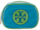Tory Burch Patent Leather Cosmetic Pouch