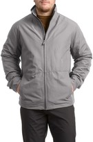 Weatherproof Jacket with Fleece Lining - Insulated (For Men)
