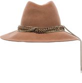 Maison Michel Kate Double Chain Hat