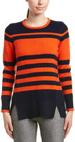 Sail to Sable Sail To Sable Wool & Cashmere-Blend Sweater