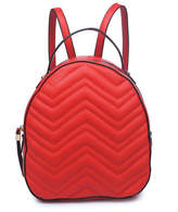 Urban Expressions Vegan Leather Backpack
