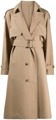 Golden Goose Serenity single-breasted trench