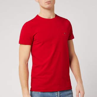 Tommy Hilfiger Men's Slim Fit T-Shirt - Primary Red - S