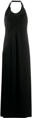 Brunello Cucinelli Halterneck Long Dress