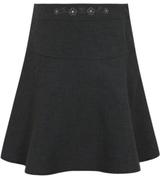 George Girls School Embroidered Skirt