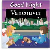 "Bed Bath & Beyond ""Good Night Vancouver"" Board Book"