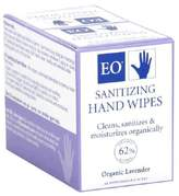 EO Products Sanitizing Hand Wipes, Lavender