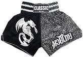 Classic Muay Thai Kick Boxing Shorts : Size L