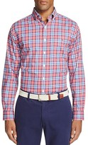 Vineyard Vines Gilberts Pond Plaid Tucker Slim Fit Button-Down Shirt