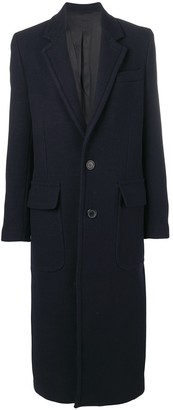 AMI Paris Long Lined Coat