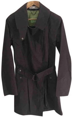 Stella McCartney Stella Mc Cartney Brown Cotton Trench Coat for Women