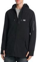 Zanerobe Hooded Zip Front Jacket
