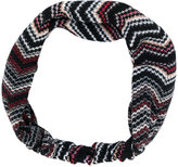 Missoni chevron headband