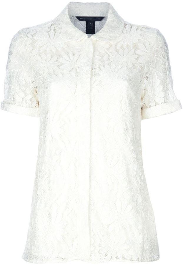 Marc by Marc Jacobs Lace blouse