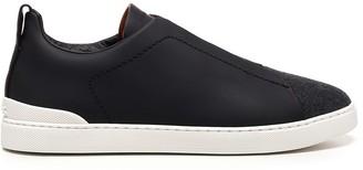 Ermenegildo Zegna Slip On Sneakers