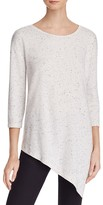 Soft Joie Tammy B Speckled Asymmetric Sweater