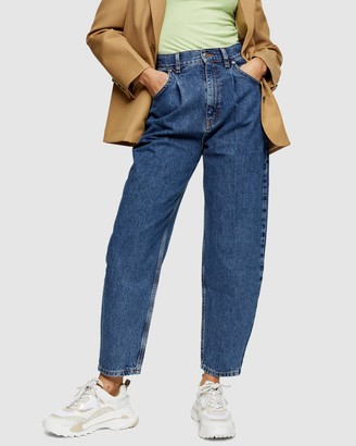 Topshop Balloon Jeans