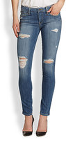 Genetic Denim Shya Distressed Skinny Jeans
