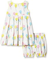 Rachel Riley Baby-Girls Balloon Party Dress And Bloomers Dress