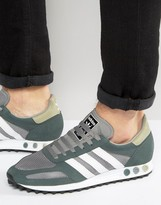 Adidas Originals La Trainer Og In Ch Grey Bb2864