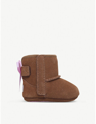 UGG Jesse bow suede boots 4-24 months