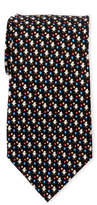 Pierre Cardin Silk Chick Flower Tie