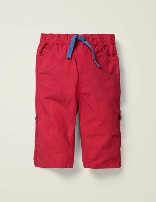 Roll-up Pull-on Trousers