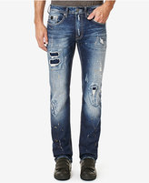 Buffalo David Bitton Men's EVAN-X Ripped Jeans
