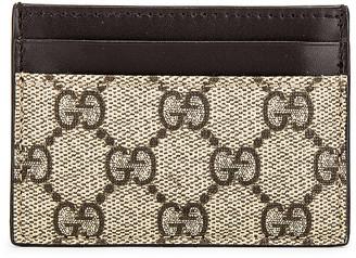 Gucci Cardholder in Beige | FWRD