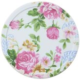 Panda Superstore 10 Pieces Of Fashion Pink Peony Pattern Waterproof Insulation Pad/Coaster