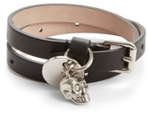 Alexander McQueen Women's Skull Bracelet