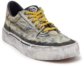 Diesel Flip Weathered Sneaker