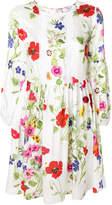 Blugirl floral mini dress
