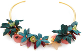 Lizzie Fortunato Vietnam Garden Collar Necklace
