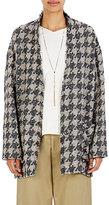 Isabel Marant Women's Jameson Tweed Cardigan Coat-GREY