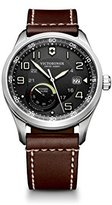 Victorinox Men's 241575 Air Boss Analog Display Automatic Brown Watch