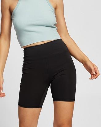 Factorie High Waisted Elevated Bike Shorts