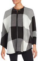 Ivanka Trump Roundneck Cardigan Cape