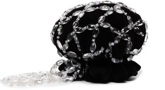 Shrimps Beaded Bun Headband