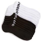 adidas Men's 6-Pack Original Trefoil No-Show Socks