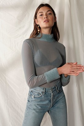 Intimately Cozy Up Layering Top