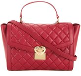 Love Moschino quilted medium tote