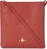 Vivienne Westwood Orb Saffiano leather cross-body bag