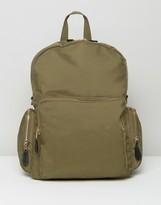 Monki Pocket Utility Backpack