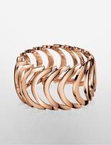 Calvin Klein Body Pvd Rose Gold Bracelet