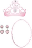 Accessorize Princess Tiara & Jewellery Set
