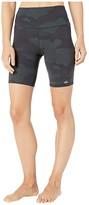 Alo High-Waist Vapor Shorts (Hunter Camouflage) Women's Shorts