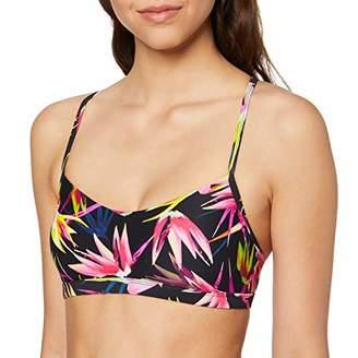 Esprit Women's Rio Beach Bustier Top Pad Bikini (Black 3 003), (Size: 36)
