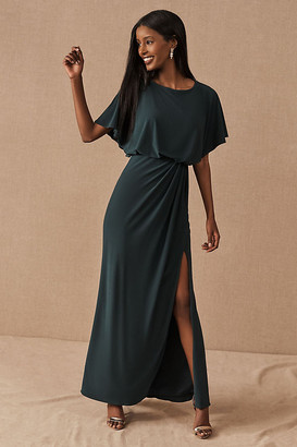 Anthropologie BHLDN Lena Dress By in Green Size 0