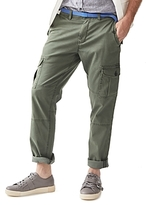 Michael Bastian Cavalry Linen Twill Cargo Regular Fit Pants - 100% Exclusive